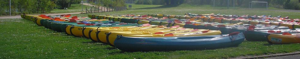 canoé kayak